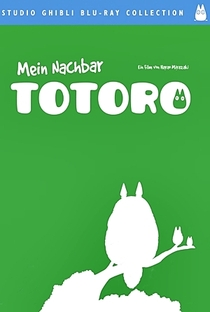 Meu Amigo Totoro - Poster / Capa / Cartaz - Oficial 36