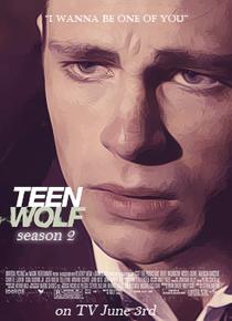 Teen Wolf (2ª Temporada) - Poster / Capa / Cartaz - Oficial 7