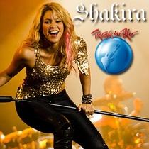 Shakira - Rock in Rio 2011 - Poster / Capa / Cartaz - Oficial 1