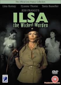 Ilsa - The Wicked Warden - Poster / Capa / Cartaz - Oficial 1