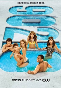90210 (1ª Temporada) - Poster / Capa / Cartaz - Oficial 3