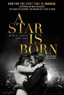 Nasce Uma Estrela - Poster / Capa / Cartaz - Oficial 10