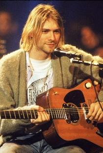 Kurt Cobain - Poster / Capa / Cartaz - Oficial 1