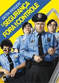 O Segurança Fora de Controle - Poster / Capa / Cartaz - Oficial 2