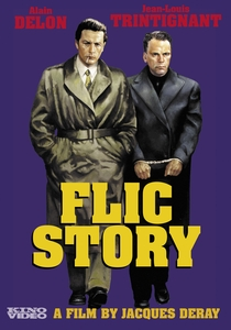 Flic Story - Poster / Capa / Cartaz - Oficial 4