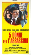 Five Women for the Killer (5 donne per l'assassino)