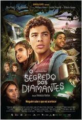 O Segredo dos Diamantes - Poster / Capa / Cartaz - Oficial 3