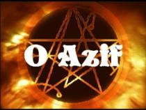 O Azif - Poster / Capa / Cartaz - Oficial 2