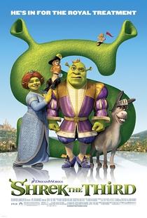 Shrek Terceiro - Poster / Capa / Cartaz - Oficial 5