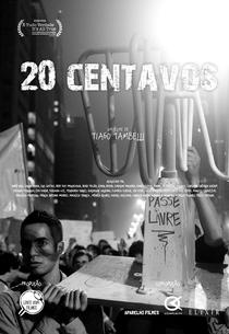 20 Centavos - Poster / Capa / Cartaz - Oficial 2