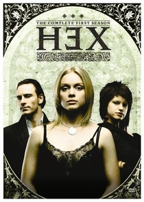 HEX (1ª Temporada) - Poster / Capa / Cartaz - Oficial 1