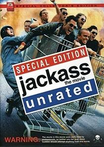 Jackass: Cara-de-Pau - O Filme - Poster / Capa / Cartaz - Oficial 2