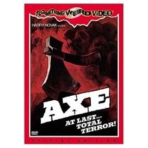 Axe - Poster / Capa / Cartaz - Oficial 4