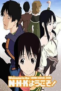 NHK ni Youkoso! - Poster / Capa / Cartaz - Oficial 21