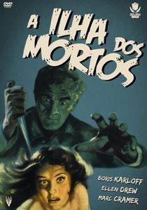 Ilha dos Mortos - Poster / Capa / Cartaz - Oficial 3