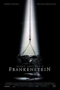 Frankenstein de Mary Shelley - Poster / Capa / Cartaz - Oficial 1