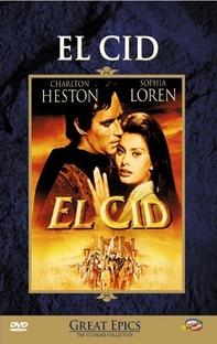 El Cid - Poster / Capa / Cartaz - Oficial 10