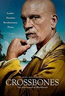 Crossbones (1ª Temporada) - Poster / Capa / Cartaz - Oficial 3