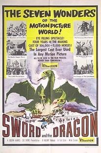 The Sword and the Dragon - Poster / Capa / Cartaz - Oficial 3