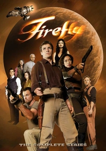 Firefly (1ª Temporada) - Poster / Capa / Cartaz - Oficial 2