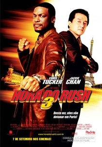 A Hora do Rush 3 - Poster / Capa / Cartaz - Oficial 1