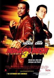 A Hora do Rush 3 - Poster / Capa / Cartaz - Oficial 1