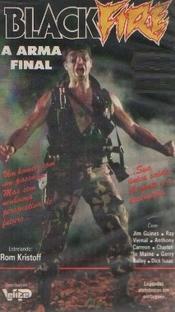 A Arma Final - Poster / Capa / Cartaz - Oficial 1