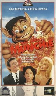 Meu Amigo Munchie - Poster / Capa / Cartaz - Oficial 2