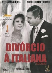 Divórcio à Italiana - Poster / Capa / Cartaz - Oficial 3