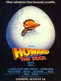 Howard - O Super-Herói - Poster / Capa / Cartaz - Oficial 1