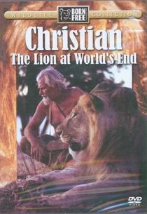Christian o Leão - Poster / Capa / Cartaz - Oficial 1