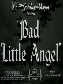 Bad Little Angel - Poster / Capa / Cartaz - Oficial 1