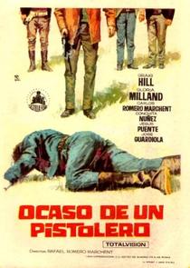 Mãos de Pistoleiro - Poster / Capa / Cartaz - Oficial 1