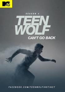 Teen Wolf (4ª Temporada) - Poster / Capa / Cartaz - Oficial 2