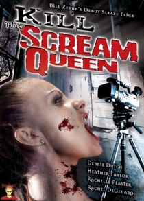 Kill the Scream Queen - Poster / Capa / Cartaz - Oficial 1