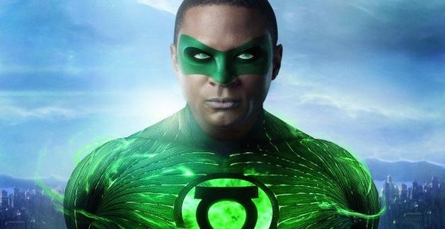 Arrow: John Diggle pode tornar-se o Lanterna Verde John Stewart