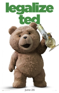 Ted 2 - Poster / Capa / Cartaz - Oficial 3