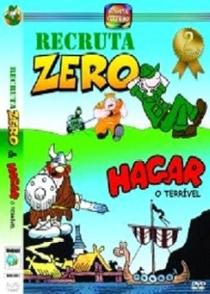 Recruta Zero e Hagar O Terrível - Poster / Capa / Cartaz - Oficial 4
