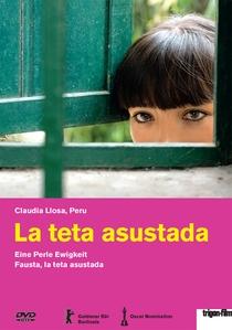 A Teta Assustada - Poster / Capa / Cartaz - Oficial 5