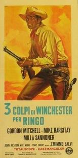 3 Balas para Ringo - Poster / Capa / Cartaz - Oficial 5
