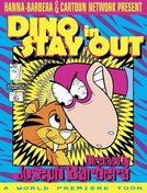 Desenhos Incríveis - Dino Stay Out (What A Cartoon!: Dino Stay Out)