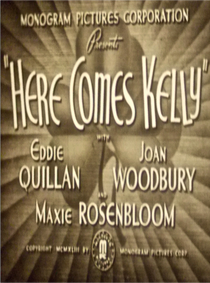 Here Comes Kelly - Poster / Capa / Cartaz - Oficial 2