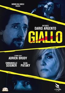 Giallo - Reféns do Medo - Poster / Capa / Cartaz - Oficial 4