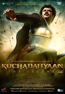 Kochadaiiyaan - Poster / Capa / Cartaz - Oficial 11