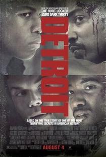 Detroit em Rebelião - Poster / Capa / Cartaz - Oficial 2