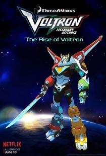 Voltron: O Defensor Lendário (1ª Temporada) - Poster / Capa / Cartaz - Oficial 1