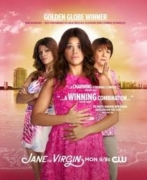 Jane the Virgin (1ª Temporada) - Poster / Capa / Cartaz - Oficial 5