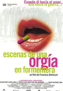 Escenes d'una orgia a Formentera  - Poster / Capa / Cartaz - Oficial 1