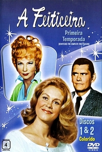 A Feiticeira (1ª Temporada) - Poster / Capa / Cartaz - Oficial 4