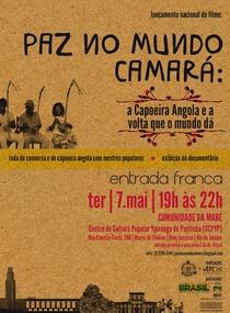 Mundo Camará: A Capoeira Angola e a Volta Que o Mundo Dá - Brasil - Poster / Capa / Cartaz - Oficial 1